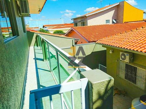 Casa Com 5 Dormitórios À Venda, 242 M² Por R$ 780.000,00 - Jardim Campos Elíseos - Campinas/sp - Ca13495