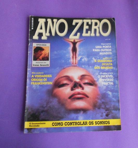 Revista Ano Zero N. 3 (junho 1991) - A Sabedoria Esotéric...