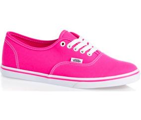 Vans Tênis Pink N34 Original Semi Novo