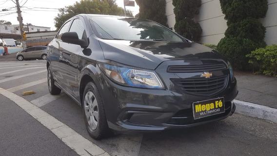 Chevrolet Prisma Joy 1.0 5p Flex 2018 Cinza Completo