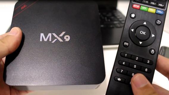 Conversor Smart Tvbox Mx9