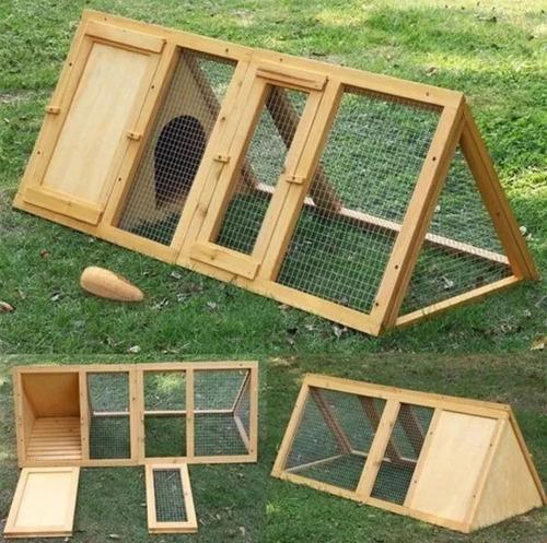 Conejera, Casa Para Conejos