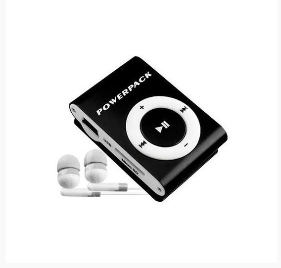 Mini Mp3 Powerpack