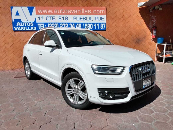 Audi Q-3 Luxury Quattro