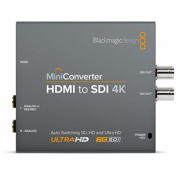 Mini Conversor - Sd, Hd E Ultra Hd