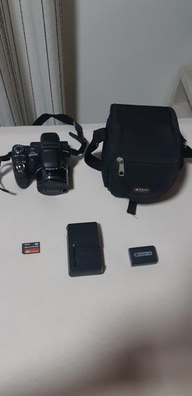 Câmera Sony Dsc Hx1 + Kit