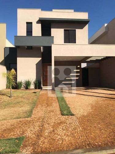 Imagem 1 de 7 de Casa Com 3 Dormitórios À Venda, 182 M² Por R$ 730.000,01 - Recreio Das Acácias - Ribeirão Preto/sp - Ca0714