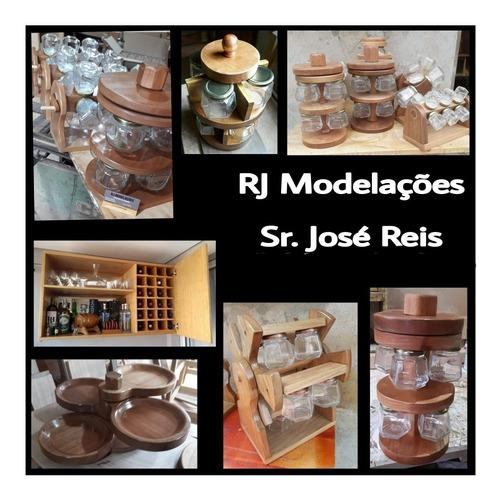 Imagem 1 de 1 de Produtos Artesanais Em Madeira Nobre
