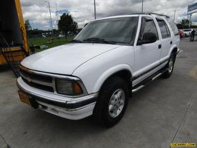 Chevrolet Blazer Mt 4x4