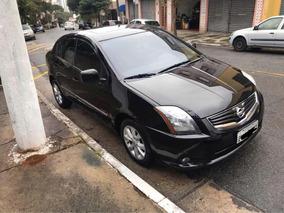 Nissan Sentra 2.0 Unique Flex Aut. 4p 2012