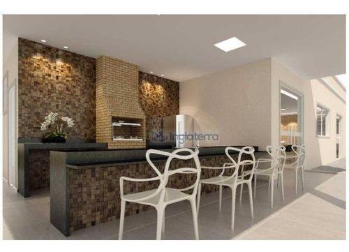 Imagem 1 de 11 de Apartamento À Venda, 43 M² Por R$ 150.900,00 - Chácara Manella - Cambé/pr - Ap2013