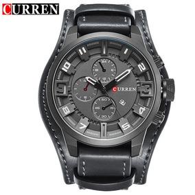 Relógio Curren 8225 Masculino Luxo Frete Grátis Barato