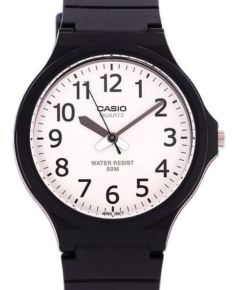 Relógio Casio Masculino Analogico Preto