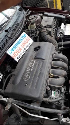 Motor Toyota Corolla Xei Seg 1.8 Vvt-i 16v (a Base De Troca)