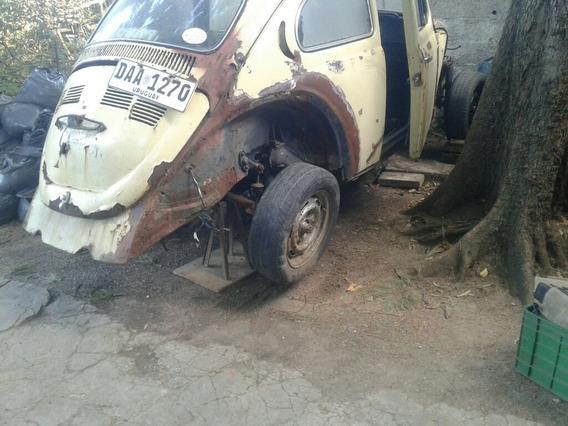 Volkswagen Vw 1600 Fusca