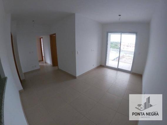 Apartamento Com 3 Dormitórios À Venda, 85 M² Por R$ 418.900 - Parque Das Laranjeiras - Manaus/am - Ap0865