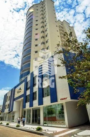 Edifício Portal De Antares, Apartamento Mobiliado, 3 Quartos Sendo 1 Suíte, Sacada Com Churrasqueira, 2 Vagas De Garagem - 414