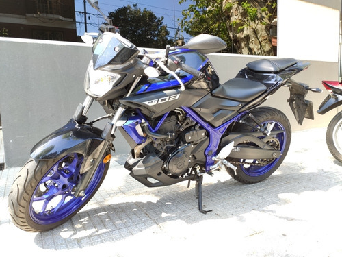 Moto Yamaha Mt 03 Mt-03 2017 Único Dueño