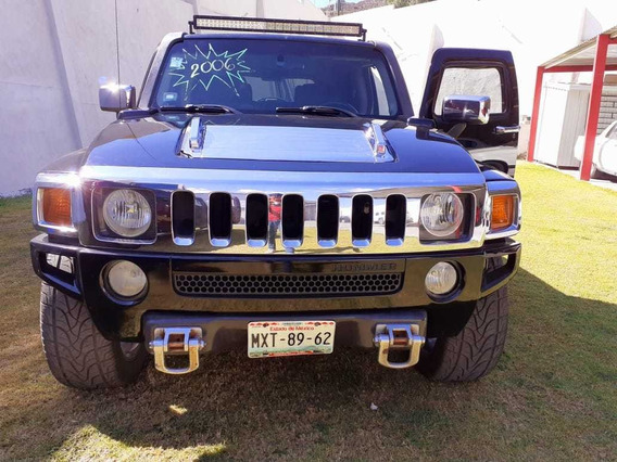 Hummer H3 5.3 Luxury Mt 2006