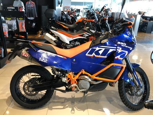 Ktm 990 Rally