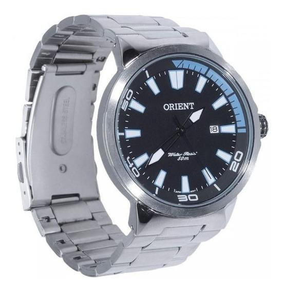 Relógio Orient Masculino Mbss1196a Pasx Original Clássico