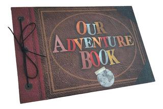 Album Para Fotos - 50 Hojas - Our Adventure Book - Impreso