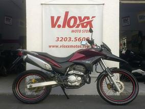 Honda Xre 300 Vinho 2011
