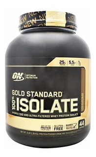 Proteina On Gold Standard 100% Isolate 5 Lb (2.24 Kg)