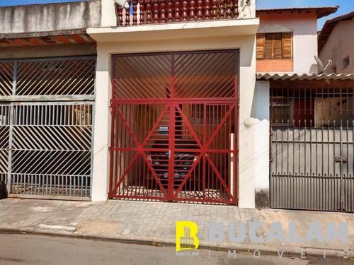 Imagem 1 de 15 de Casa Para Venda No Jardim Santa Rosa - 3841-e