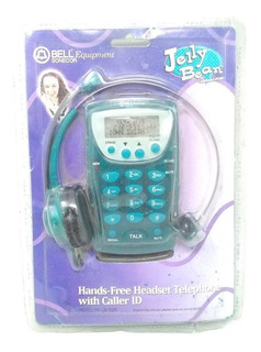 Teléfono Manos Libres Con Identificador De Llamadas Jelly Be