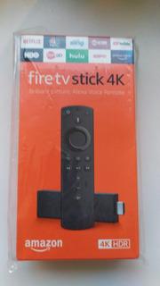 Stick Fire Tv 4k Amazon - Nuevo - Caja Cerrada -