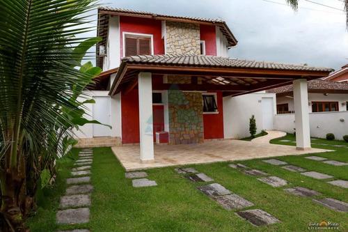 Casa Para Venda Em Ubatuba, Condomínio Lagoinha, 4 Dormitórios, 4 Suítes, 2 Banheiros, 2 Vagas - 1354_2-1155936