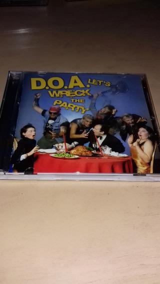 D.o.a. - Cd Let