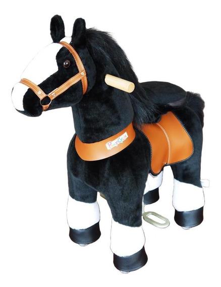 Caballito Montable De Empuje Pony Cycle Con Ruedas Juego Par
