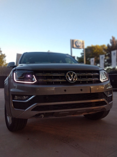 Volkswagen Amarok Highline 4x4 At Entrega Inmediata