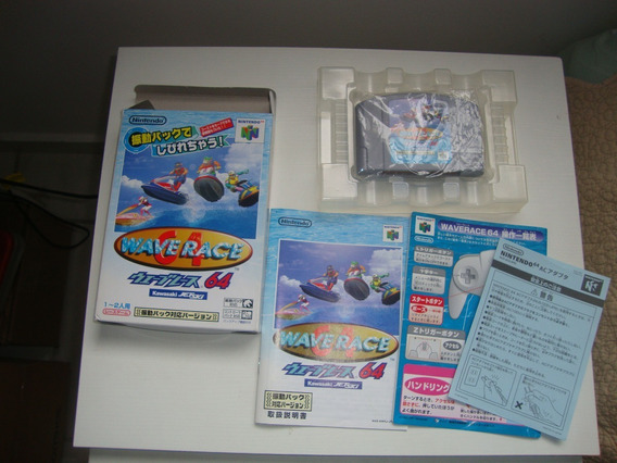 Wave Race 64 Completa Para Nintendo 64