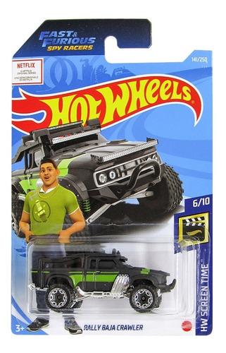 Carrinho Hot Wheel À Escolha - Edição Screen Time - Mattel