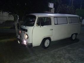 Volkswagen Vw Van Pasajeros