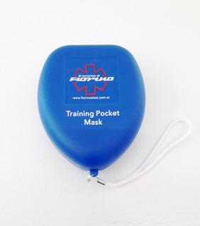 Mascara Pocket Rcp Fiorino, Emergencia Bomberos Guardavidas