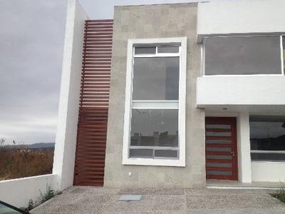 Hermosa Casa Nueva Minimalista En En Renta En Lucepolis Milenio Iii Qro. Mex.