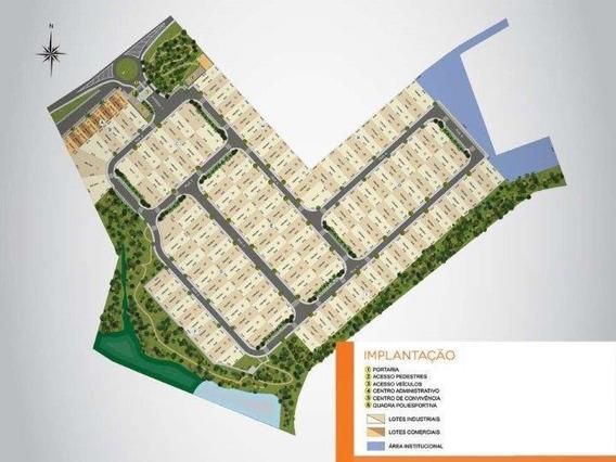 Terreno Comercial À Venda, Jardim Emicol, Itu. - Te0284