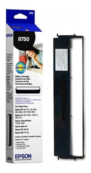 Cinta Original Epson 8750 Para Lx300