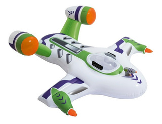 Nave Espacial Buzz Inflable Bestway 41094 Flotador Pileta Pc