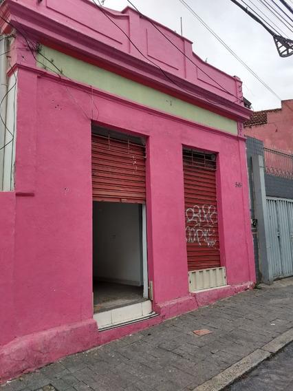 Loja Para Alugar No Floresta Em Belo Horizonte/mg - 6197