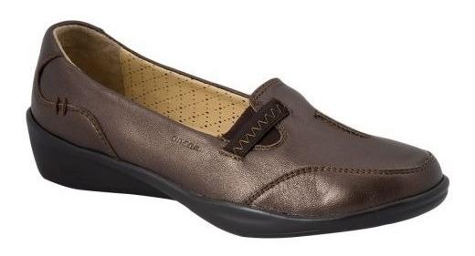 Zapato Piel Doble Ancho Antiderrapante Onena 1144 Cof.178788