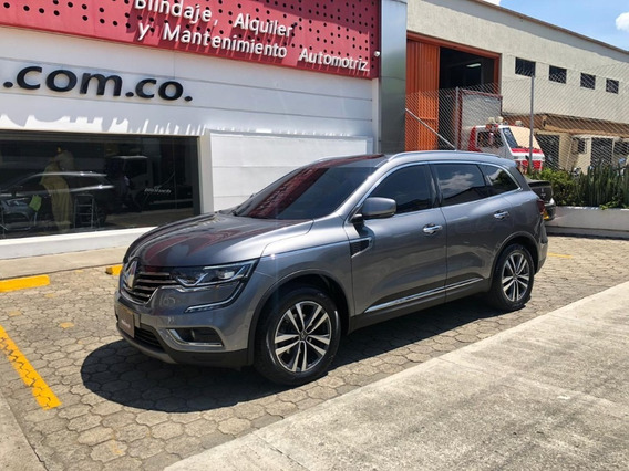 Renault Koleos Intens Blindada 2.5 At 4x4 Gris 2019