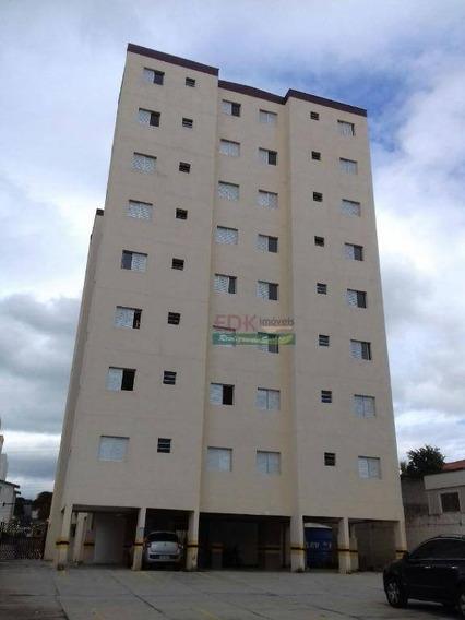 Apartamento Residencial À Venda, Vila São José, Taubaté. - Ap1221