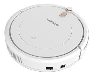 Aspiradora Robot Automatica Inteligente Irobot Winco W-200 Sensor + Control Remoto