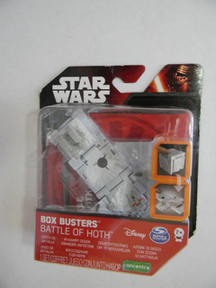 Disney Star Wars Box Buster - Battle Of Hoth (hq)