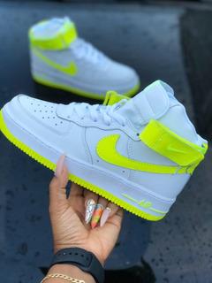 Tenis Nike Air Force One Altos (croki Crockeer Croqui) 2020